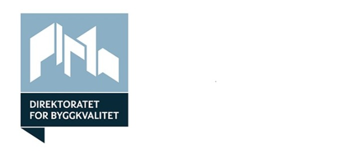 Logo direktoratet for byggkvalitet